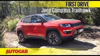 Jeep Compass Trailhawk | Diesel Automatic | First Drive | Autocar India