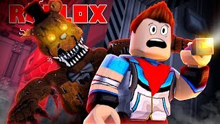 Roblox FNAF Ultimate notte personalizzato Roblox HIDE AND SEEK w / BloxyBritt & MarielGaming