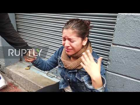 Ecuador: State of emergency declared as protesters clash with police