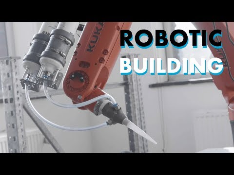 Robotic Building is transforming Architecture