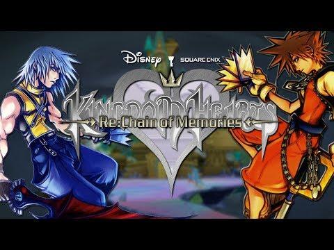 Kingdom Hearts Re:Chain of Memories Infuriates Me