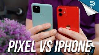 iPhone 12 VS Pixel 5 - Sorry Google!