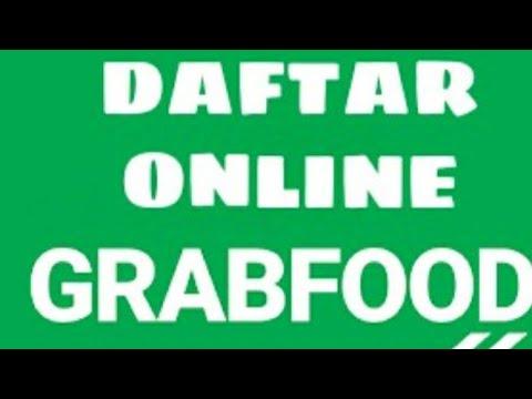 Cara Daftar Grabfood Online Youtube