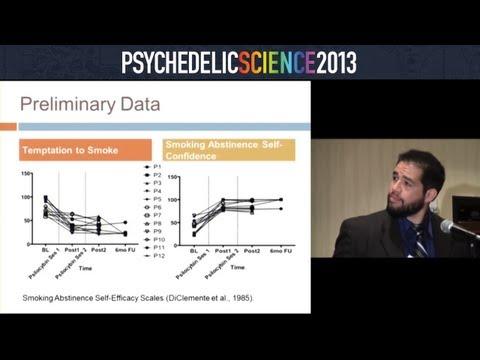 Psilocybin in the Treatment of Smoking Addiction - Albert Garcia-Romeu