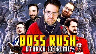 (Sponso) FF XIV - Boss Rush - BYAKKO EXTREME