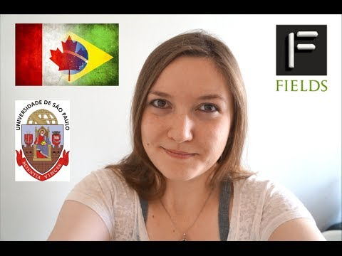 Mathematics, Metallurgy & Crystals: from Brazil to Canada!