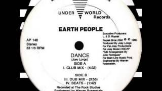 EARTH PEOPLE DANCE