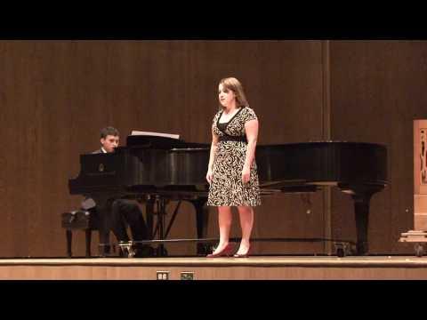 Kaitlyn Leibman LVC Public Recital 4-30-2009
