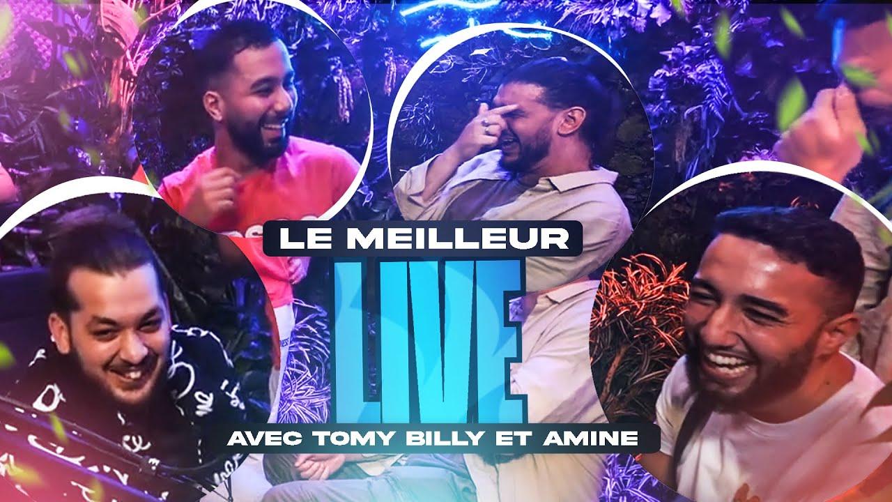 Download LE MEILLEUR LIVE AVEC TOMY AMINE BILLY CHEZ INOXTAG !