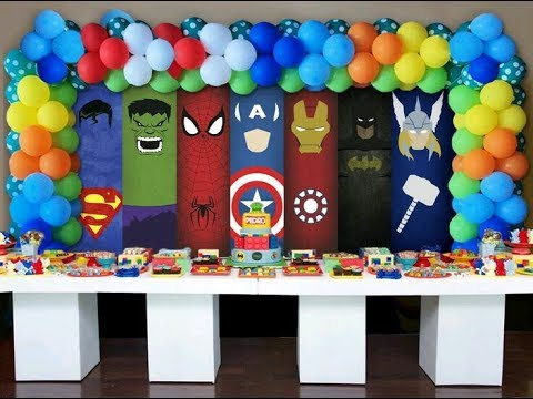 Fiesta De Avengers Youtube