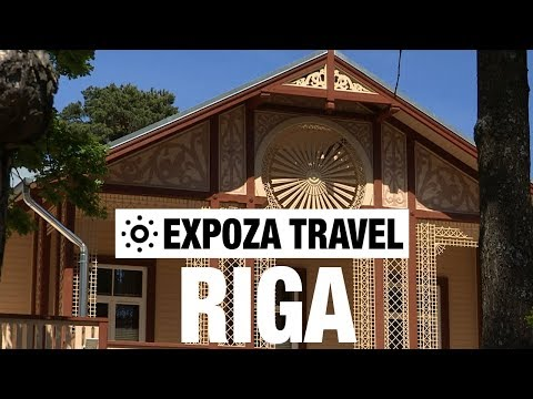 Riga (Latvia) Vacation Travel Video Guide