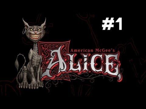 Let's Play American McGee's Alice - Part 1