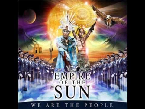 Empire of the Sun - We Are The People (instrumental)