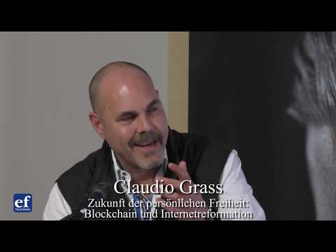 ef-Zukunftskonferenz 2019 (Teil 8 von 16): Claudio Grass
