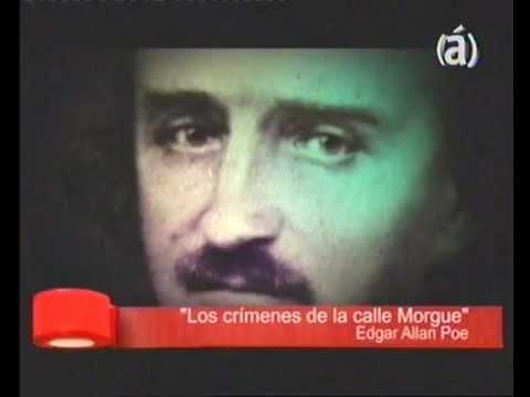 """policiales-de-coleccion---capitulo-06-""""los-crímenes-de-la-calle-morgue""""-de-edgar-allan-poe"""
