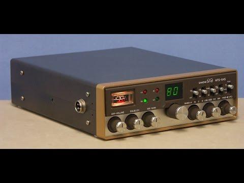 Lafayette AFS-645, CB/HAM Radio, de luxe, allmode