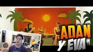 Reacción a PAULO LONDRA - ADAN Y EVA
