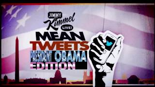 Sneak Peek – Mean Tweets President Obama Edition #2