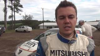 Luis F  Eckel   Apoio sábado   Rally de Erechim 2017