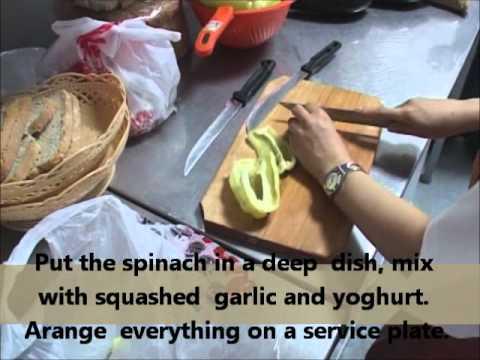 "Meyhane Pilavi (""Healthy Appetite!"" Project)"