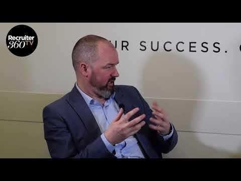 Recruiter 360 TV - Dan Dackombe, Sales Director EMEA at LinkedIn is in the studio