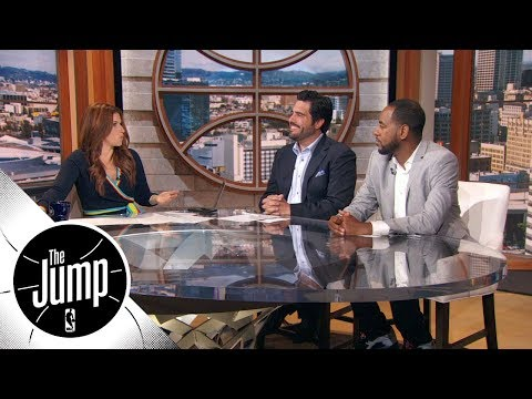 Amin Elhassan: Lakers' gamble to wait for Kawhi Leonard is working | The Jump | ESPN