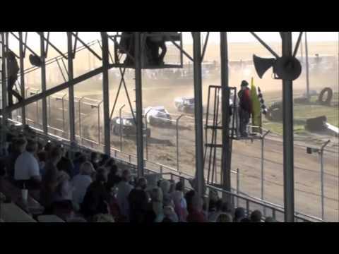 09/04/2011 Phillips County Raceway - 8u Dominic Ursetta