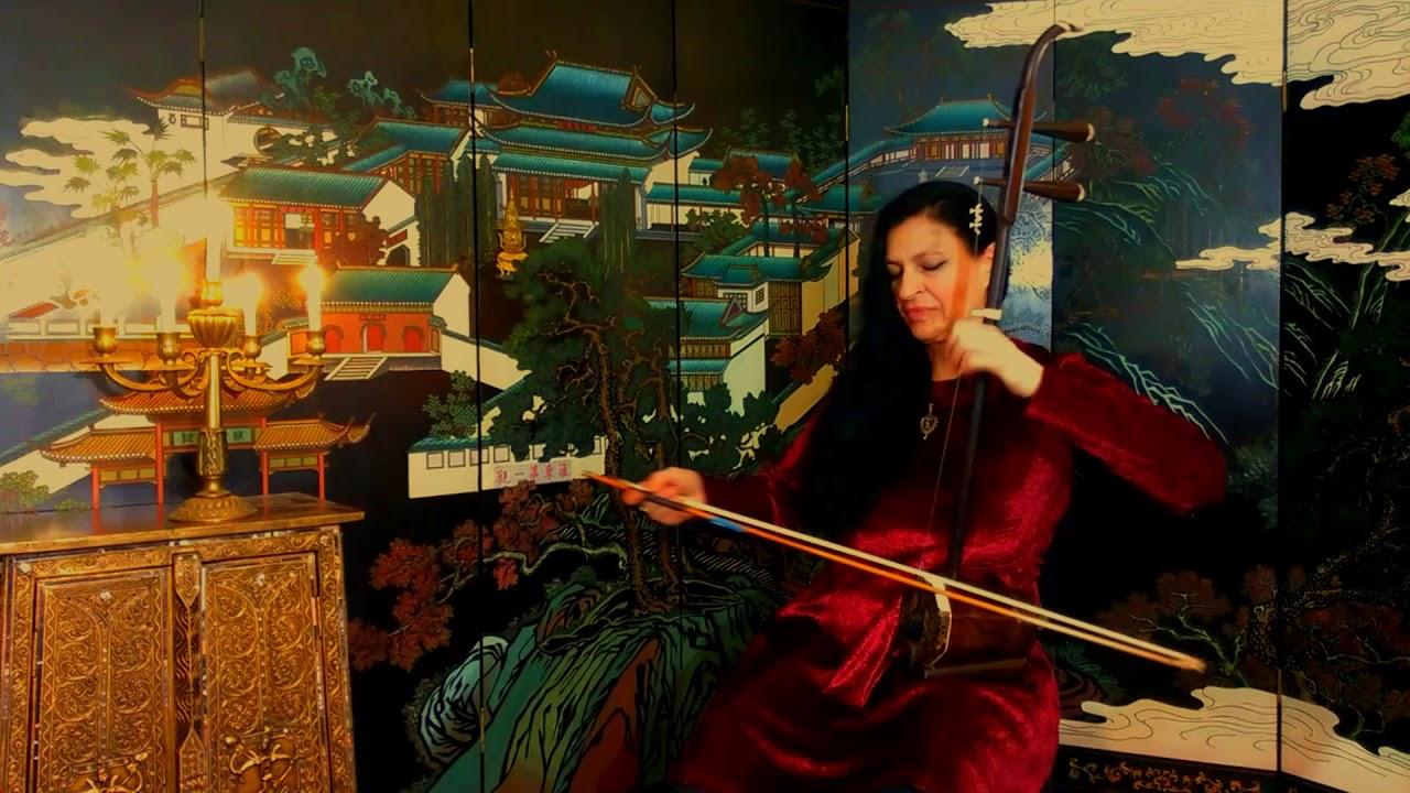Weihnachtsessen Celle.Frohe Weihnachten Merry Christmas Stille Nacht Silent Night Erhu Zhonghu Cello