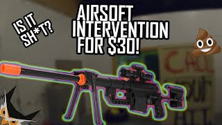 Airsoft Intervention for $30?? | UKARMS P1200
