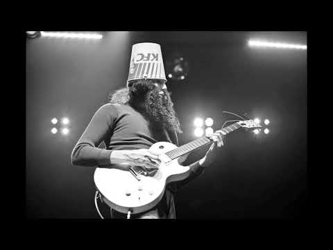 A Conversation with Buckethead // Coming Alive Podcast // Episode 4 // 2017
