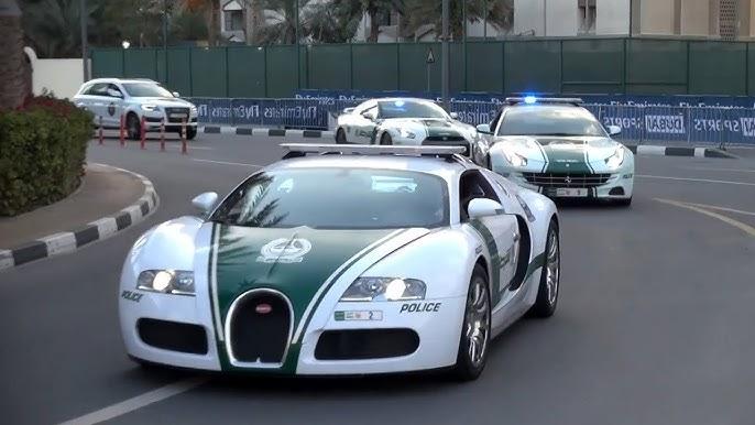 Дубай машины полиции сколько стоит квартира в черногории