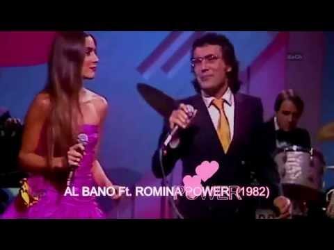 *FELICIDAD* = AL BANO Ft. ROMINA POWER = 1982 (REMASTERIZADO) HD