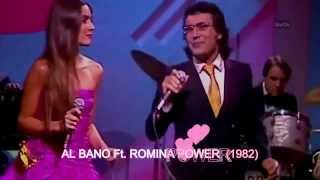 *FELICIDAD* = AL BANO Ft. ROMINA POWER = 1982 (REMASTERIZADO) HD