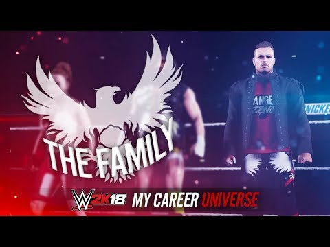 WWE 2K18 My Career Universe - Ep 4 - DAWN OF THE FAMILY!
