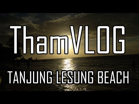 Pantai Tanjung Lesung Dan Kalicaa Villa - ThamVLOG
