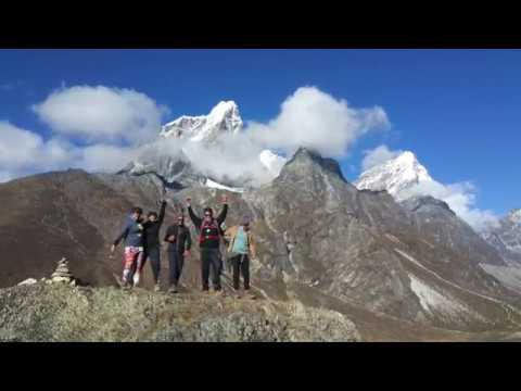 Everest Base Camp Trek by Jolly Marathon EBC Group