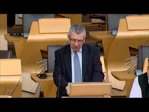 Afternoon Plenary - Scottish Parliament: 9th June 2015