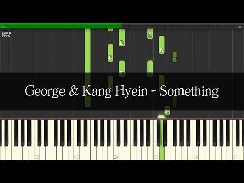죠지(George) & 강혜인(Kang Hyein) - Something 1절 마스터하기 | 신기원 피아노 튜토리얼 Piano Tutorial