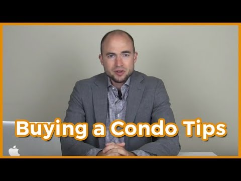 Tips When Buying A Condo As An Investment Or Flip