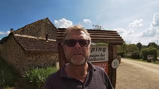 France Road Trip 2019 - Campsite Tours - La Foret, Le Camp de Florence and Domaine des Mathevies