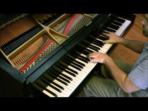 The Sycamore by Scott Joplin | Cory Hall, pianist-composer
