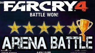 Far Cry 4 U100 5 Star Weapon Challenge
