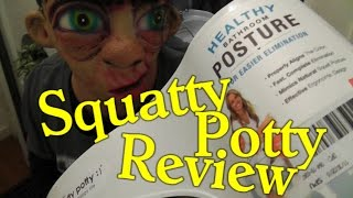 Uncle Jed Reviews the Squatty Potty - As Seen on 'Shark Tank' TV Show