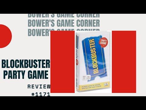 Blockbuster Game