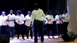 Hold on Fast-  International Community Mass Choir of Charlotte