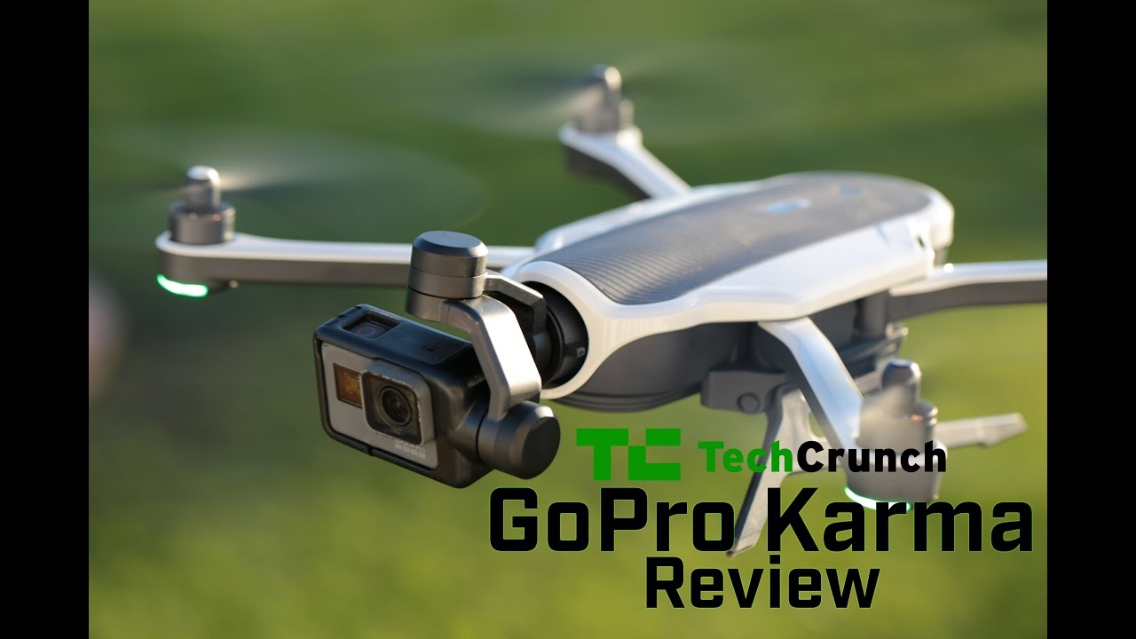 Gopro Karma Review This Is The Drone For Gopro Diehards Techcrunch
