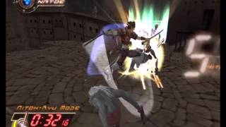 Seven Samurai 20XX Chapter 1 - To The Silver Bridge