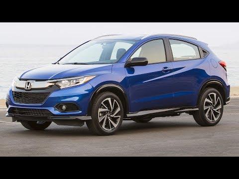 Novo Honda HR-V 2019 (nova frente): detalhes internos e externos - www.car.blog.br