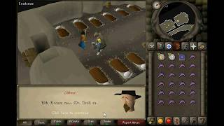 Runescape 2007 - Troll Romance boss fight guide for pures! SAFESPOT !