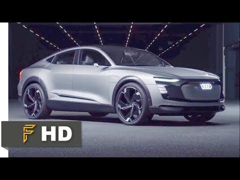 This Is The Future! 2019 Audi e-tron - Futuristic Concept Electric Car